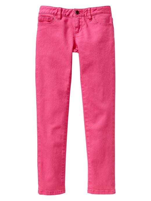 Gap 1969 Bright Super Skinny Jeans - Shocking pink - Gap Canada