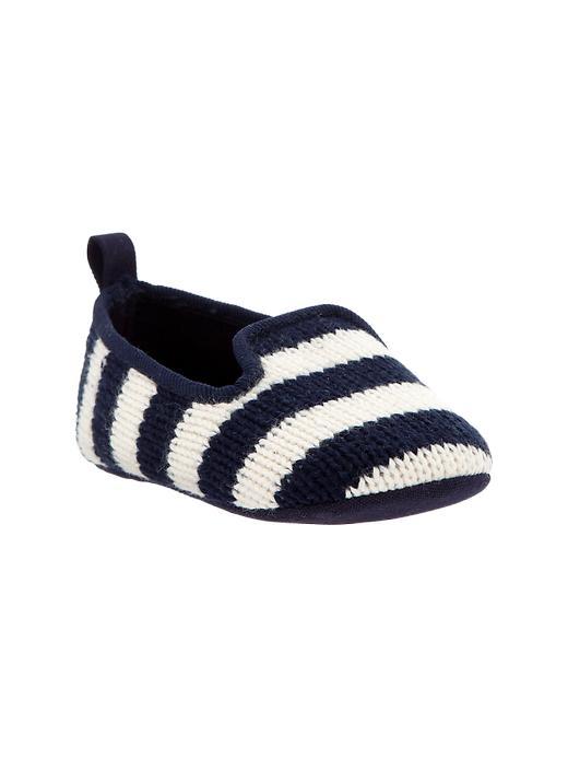 Gap Striped Sweater Loafer - Marine blue - Gap Canada