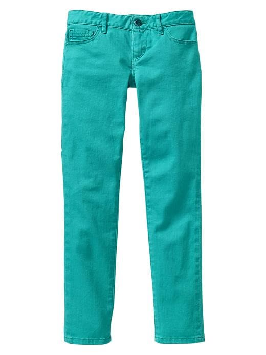 Gap 1969 Bright Super Skinny Jeans - Blue bird - Gap Canada
