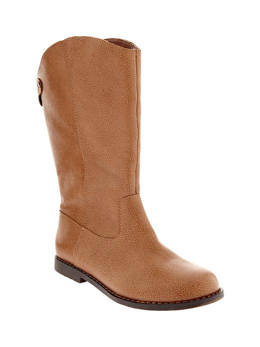 Gap Tall Boots - Henna - Gap Canada