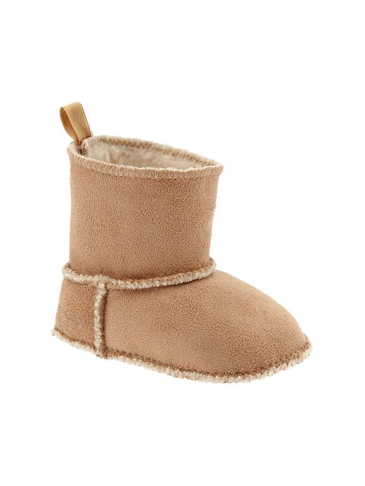 Gap Sherpa Boots - Deerfield - Gap Canada