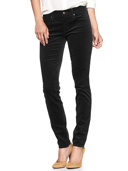 Gap 1969 Legging Cords - True black - Gap Canada