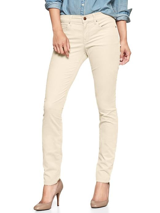 Gap 1969 Legging Cords - Ivory frost