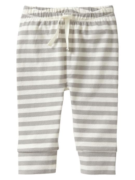 Gap Organic Printed Cuffed Pants - Oxide grey - Gap Canada