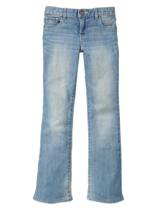 Gap 1969 Boot Cut Jeans (Light Wash) - Light wash - Gap Canada
