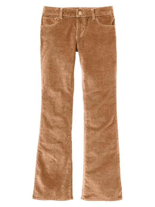 Gap Boot Cut Corduroy Pants - Tannery - Gap Canada