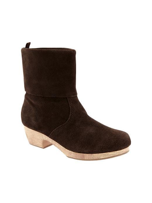 Gap Clog Boots - Night shade - Gap Canada