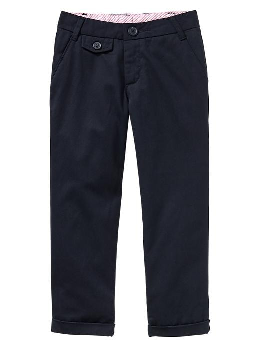 Gapshield Uniform Capri Pants - True navy - Gap Canada
