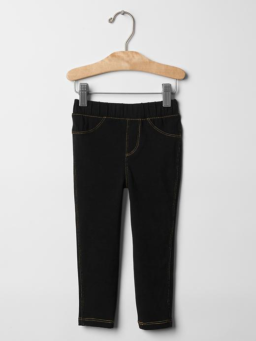 Gap Legging Jeans - True black - Gap Canada