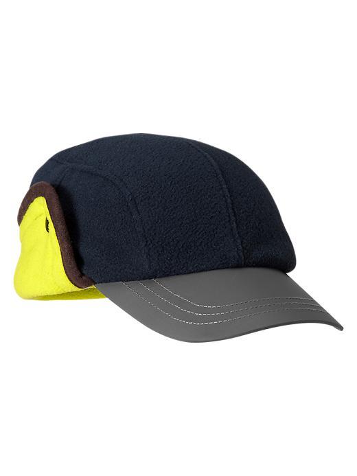Gap Fleece Baseball Hat - Blue galaxy - Gap Canada