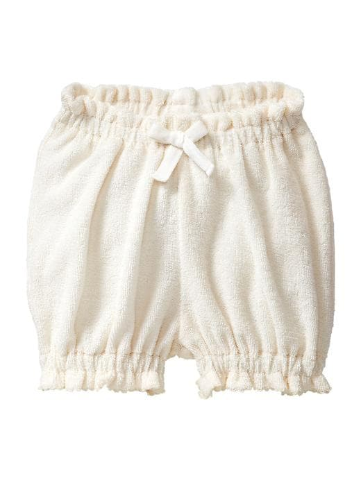 Gap Organic Terry Bloomers - Ivory frost - Gap Canada
