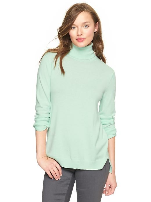 Gap Eversoft Turtleneck Sweater - Quince - Gap Canada