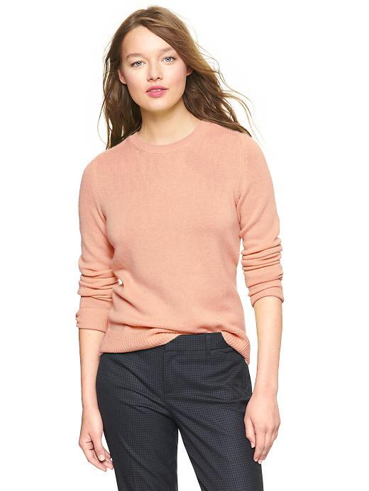 Gap Cashmere Sweater - Peach shadow - Gap Canada