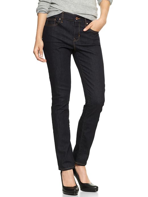 Gap 1969 Curvy Skinny Jeans - Indigo rinse - Gap Canada