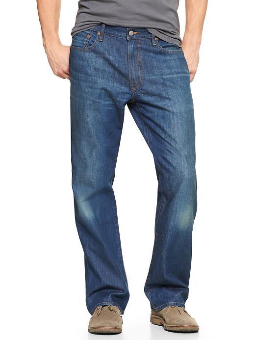 Gap 1969 Standard Fit Jeans (Southside Wash) - Southside - Gap Canada