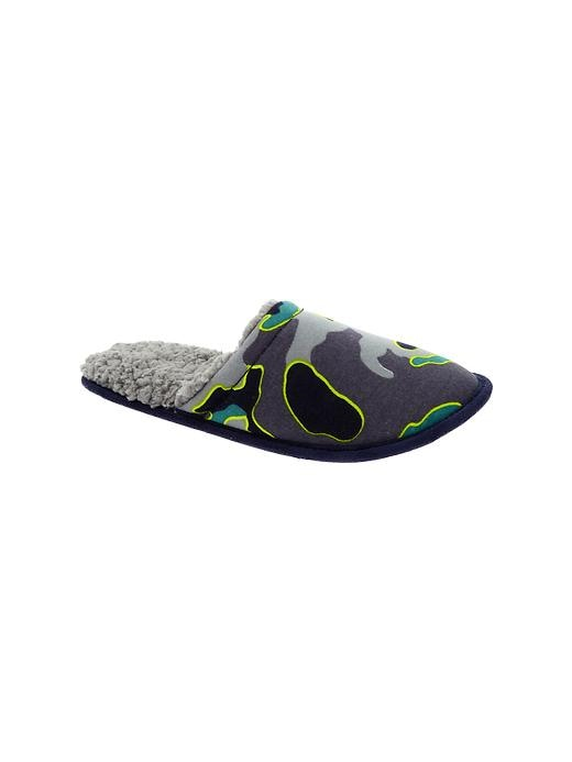 Gap Printed Slippers - Camouflage - Gap Canada