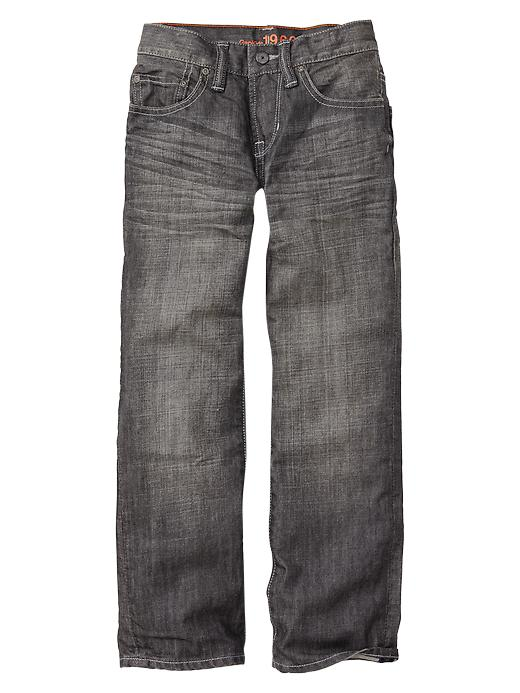 Gap 1969 Gray Premium Coated Original Fit Jeans - Denim - Gap Canada