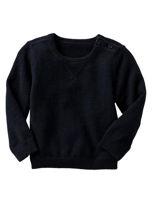 Gap Cashmere Sweater - Navy - Gap Canada