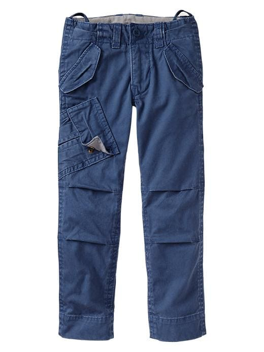 Gap Flight Pants - Blue track - Gap Canada