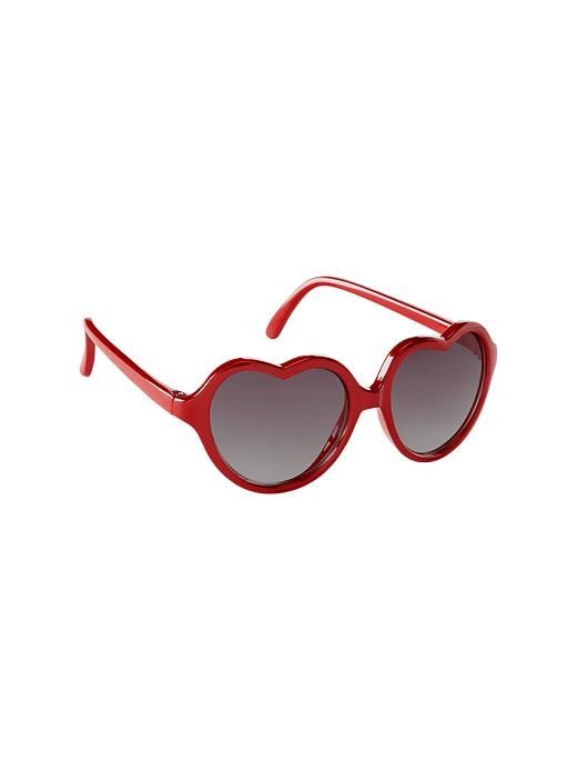 Gap Heart Sunglasses - Red wagon - Gap Canada