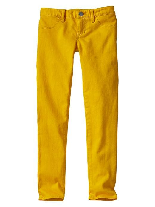 Gap 1969 Yellow Leggging Jeans - Somas yellow - Gap Canada