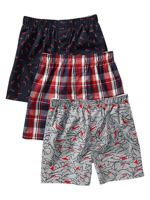 Gap Holiday Boxers (3 Pack) - Multi print - Gap Canada
