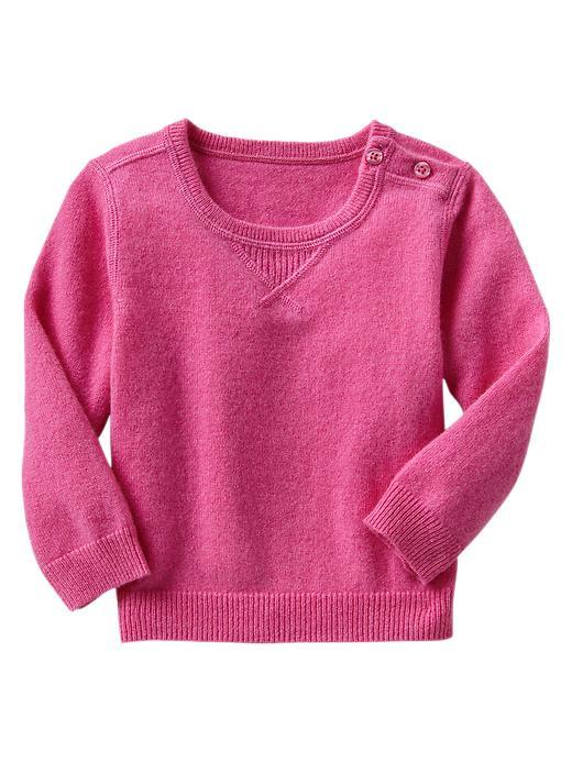 Gap Cashmere Sweater - Pink - Gap Canada