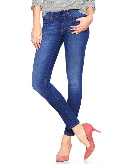 Gap 1969 Legging Jeans - Vapor wash - Gap Canada