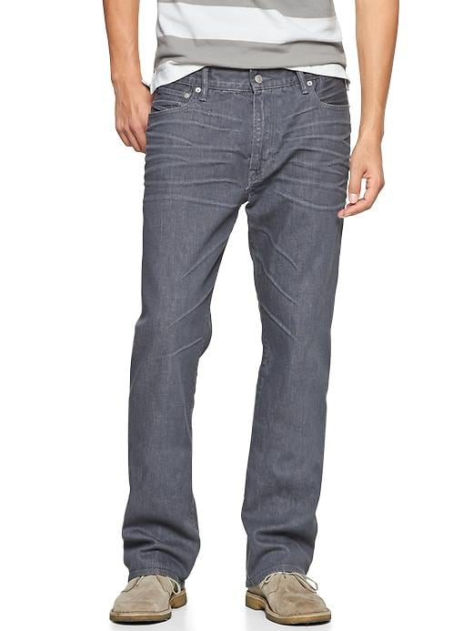 Gap 1969 Standard Fit Jeans (Gray Wash) - Sacco grey