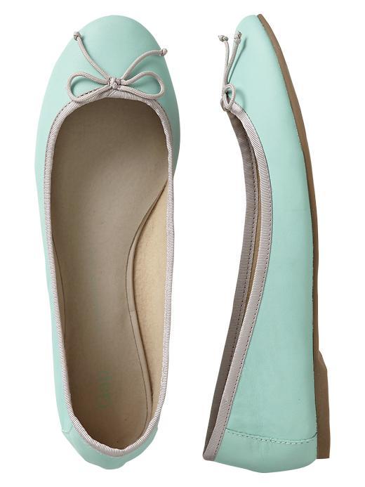 Gap Classic Ballet Flats - Surf blue - Gap Canada