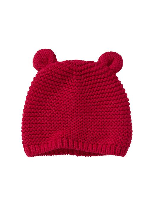 Paddington Bear For Babygap Knit Hat - Red wagon - Gap Canada