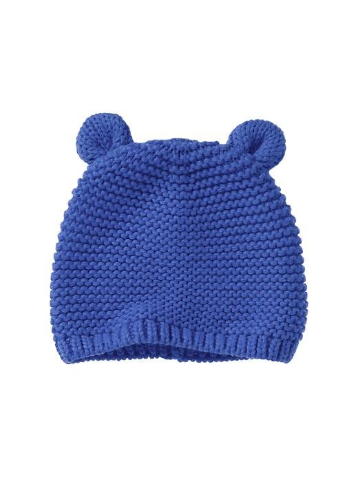Paddington Bear For Babygap Knit Hat - Blue lagoon - Gap Canada