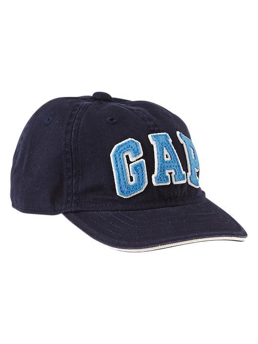 Gap Arch Logo Baseball Hat - Blue galaxy - Gap Canada