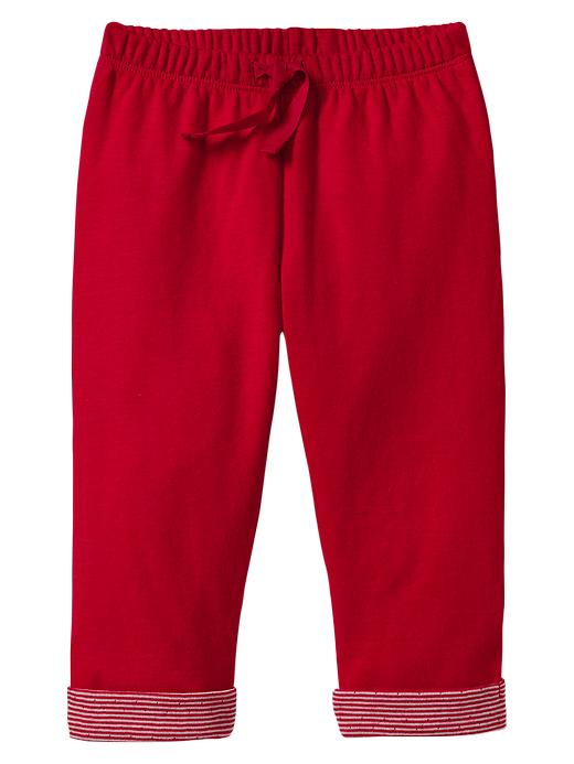 Paddington Bear For Babygap Duo Fold Pants - Red wagon - Gap Canada