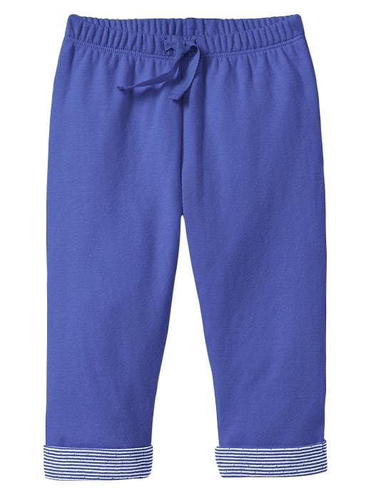 Paddington Bear For Babygap Duo Fold Pants - Blue lagoon - Gap Canada