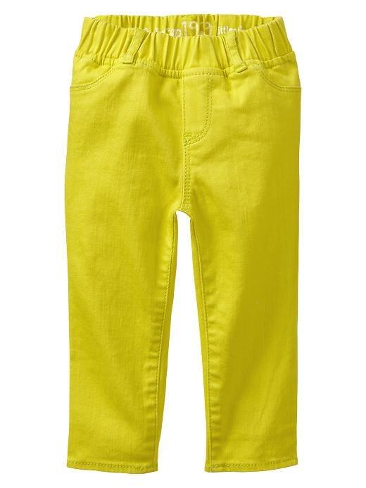 Gap Colored Legging Jeans - Phosphorus - Gap Canada
