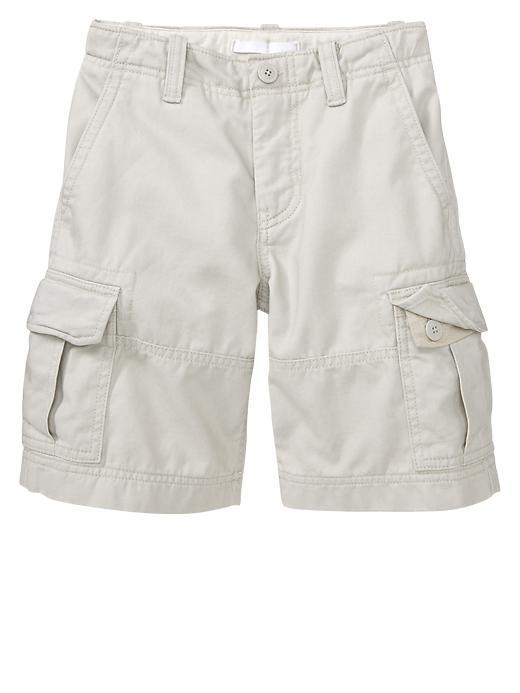 Gapshield Uniform Cargo Shorts - Classic stone-beige
