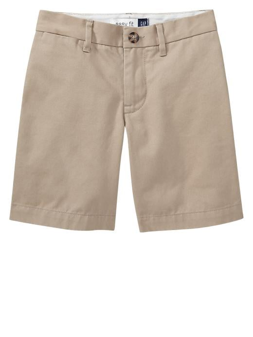 Gapshield Uniform Flat Front Shorts - Cargo khaki - Gap Canada