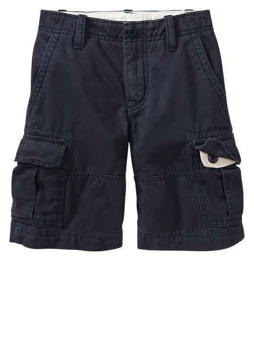Gapshield Uniform Cargo Shorts - True navy