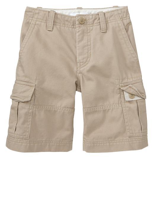 Gapshield Uniform Cargo Shorts - Cargo khaki - Gap Canada