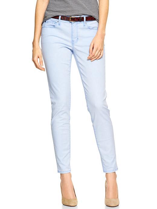 Gap 1969 Legging Jeans - Serene blue - Gap Canada