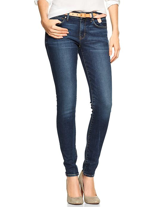 Gap 1969 Legging Jeans - Washed ink - Gap Canada