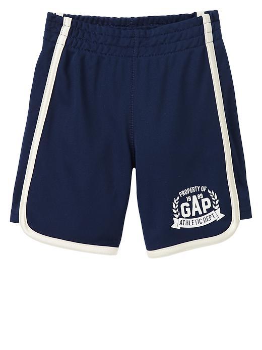 Gap Sport Shorts - Atlantic blue