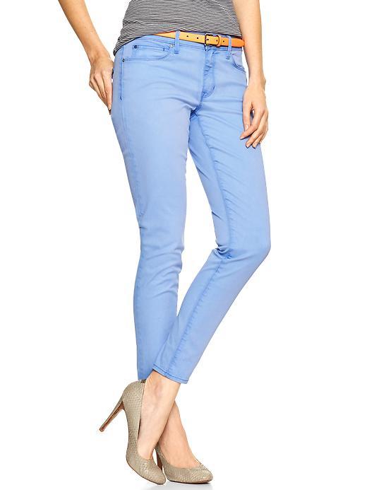 Gap 1969 Legging Jeans - Moore blue - Gap Canada