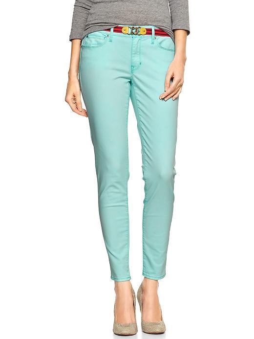 Gap 1969 Legging Jeans - Blue tint - Gap Canada