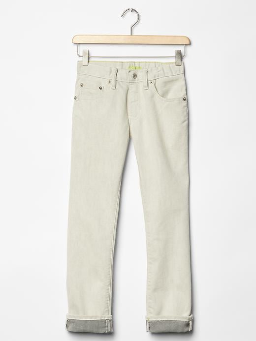 Gap 1969 Straight Jeans (Black Fill) - Denim - Gap Canada
