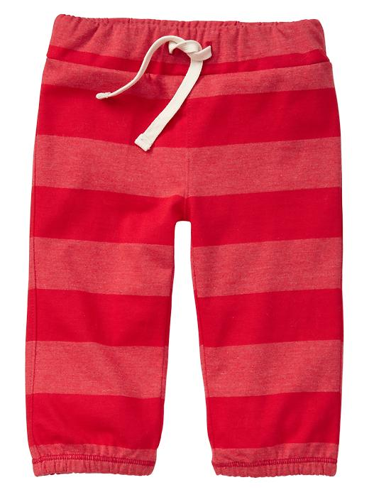 Paddington Bear For Babygap Striped Pants - Red wagon - Gap Canada