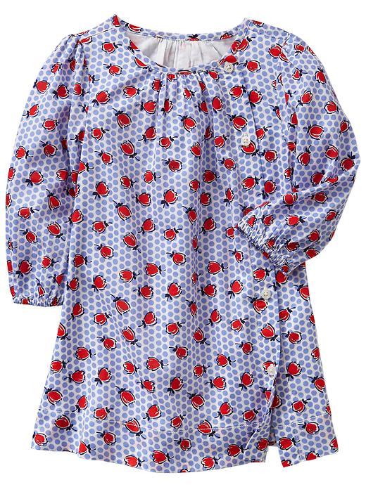 Paddington Bear For Babygap Tulip Print Dress - Print - Gap Canada