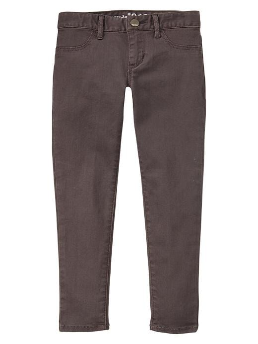 Gap 1969 Colored Legging Skimmer Jeans - Smoke pearl - Gap Canada