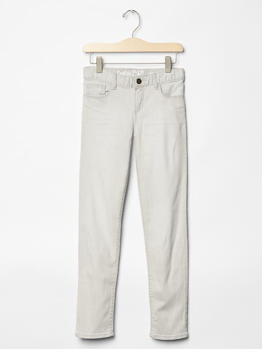 Gap 1969 Super Skinny Jeans - Grey denim - Gap Canada